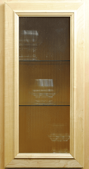 Thin Reeded Glass