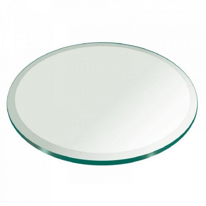 72 Inch Round Glass Table Top 3 4, 72 Inch Round Mirror Table Top
